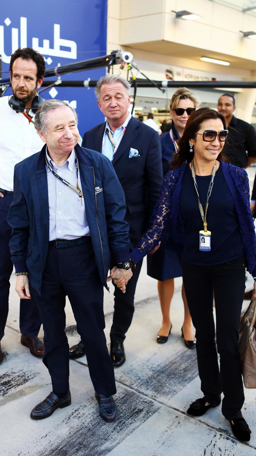 Only F1 noise will change - Todt