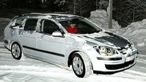 VW Golf Variant Spy
