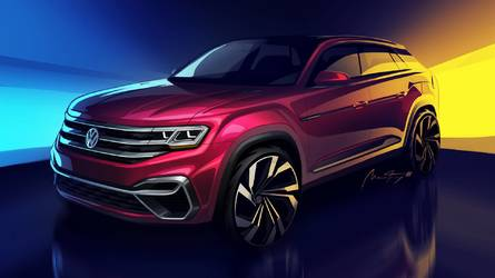 Volkswagen To Show Five-Seat Atlas Concept In New York