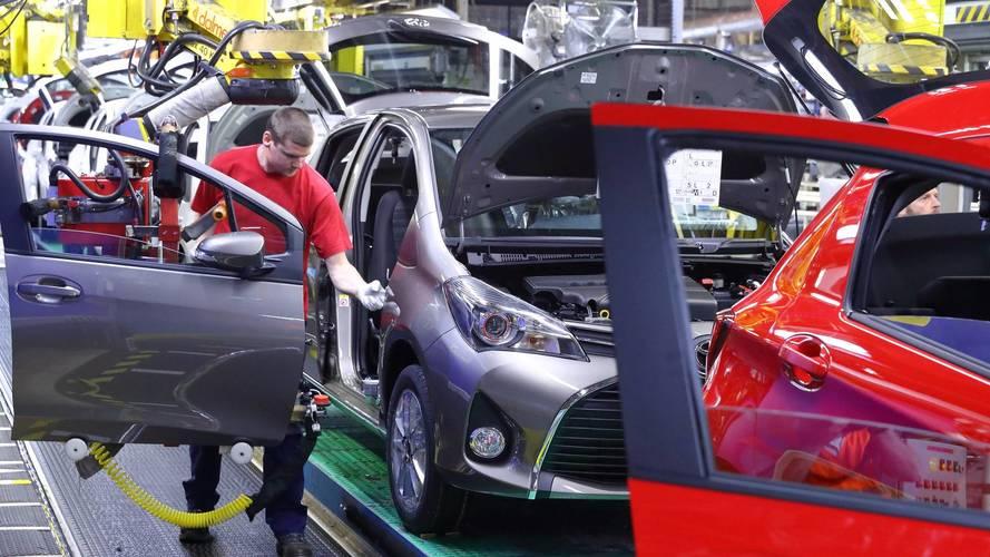 Toyota Valenciennes - 300 M€ d'investissement, et 700 CDI en plus !