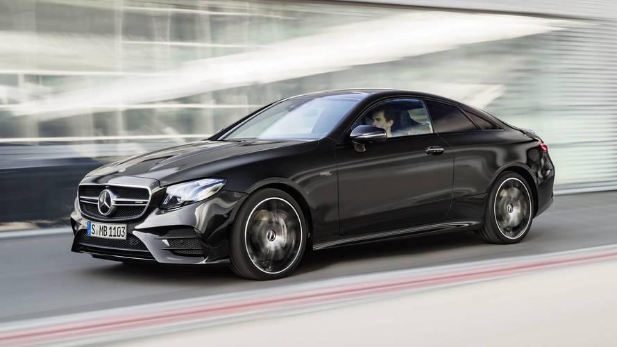 Mercedes-AMG E 53 (2018) - Sportive et hybride !