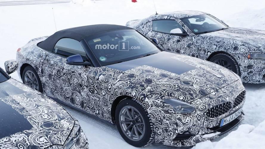 20 casus fotoğrafla BMW Z4'ün detaylarını görelim