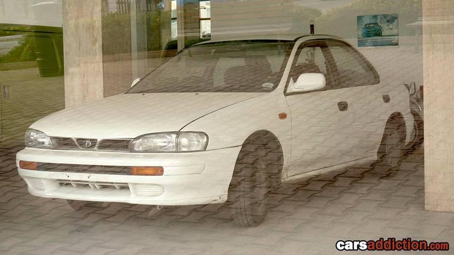 Concesionario abandonado de Subaru en Malta