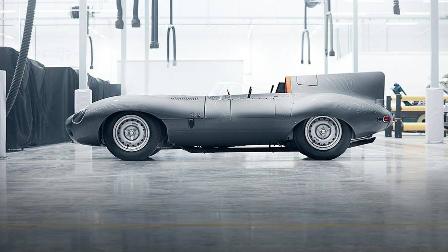 Jaguar Type-D Continuation Specials