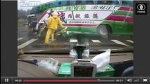 VÍDEO: Cuidado com o freio!