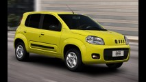 Novo Uno 2011 - Fiat divulga primeiras fotos oficiais e detalhes dos motores Fire 1.0 e 1.4 Evo