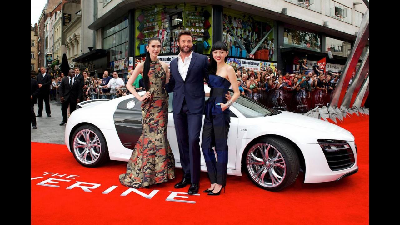 """Audi marca presença em filme """"O Wolverine"""""""