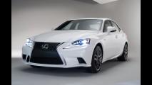 Lexus IS 2013 é revelado oficialmente - Veja a galeria de fotos