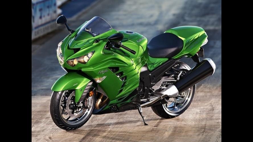 Moto turbo? Kawasaki anuncia desenvolvimento de motor sobrealimentado