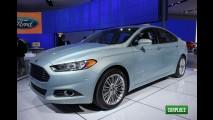 Novo Ford Fusion 2013 terá preço inicial equivalente a R$ 46.000 nos Estados Unidos