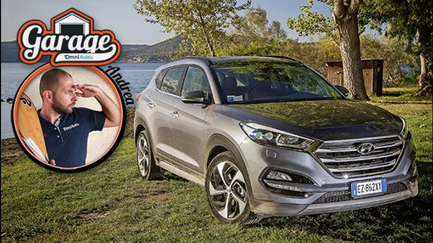 Hyundai Tucson, bella e... brava da guidare [VIDEO]