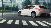 Nissan Featuring in Ghost in the Shell