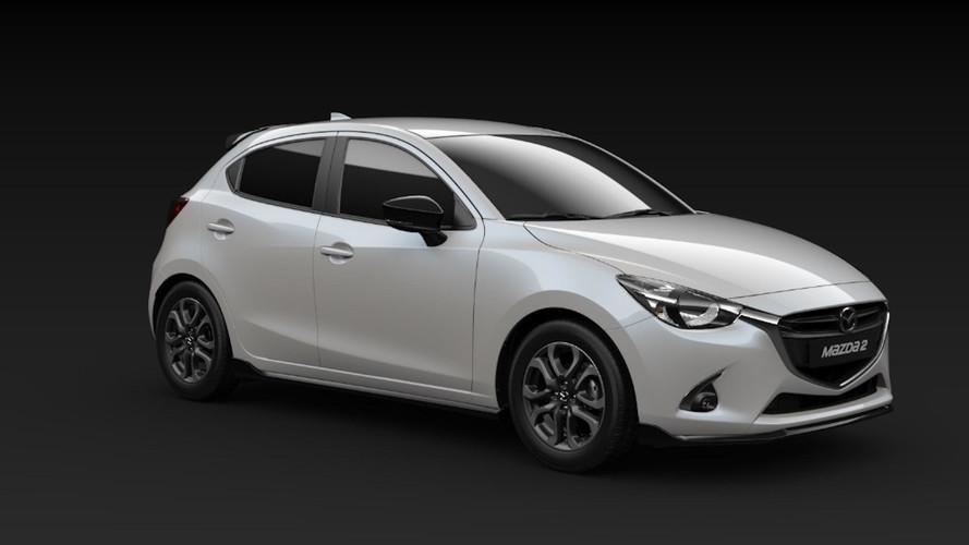 Mazda2 2017 Sport Red Edition, deportividad acentuada