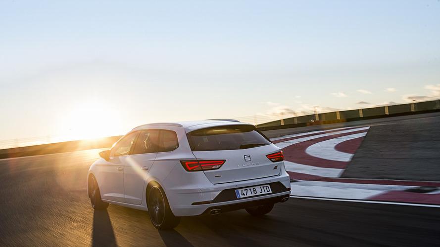 Már a Leon Cupra ST Wagon a Seat legerősebb modellje