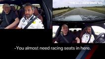 Timo Glock'un sürdüğü BMW M5 prototipi
