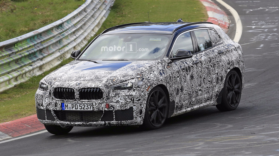 Prometido para o Brasil, BMW X2 é flagrado em Nürburgring