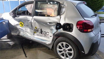 Citroën C3 Crash-test