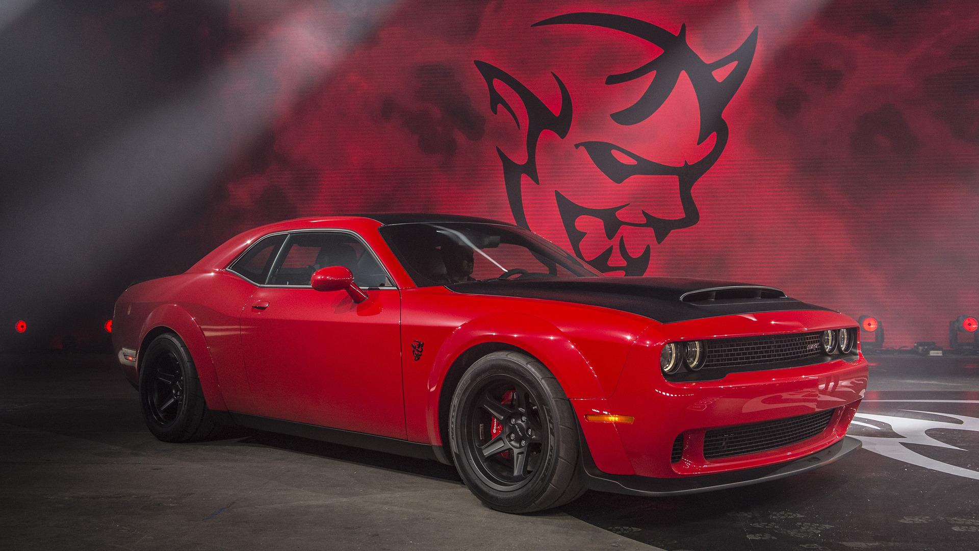 """Hellcat For Sale >> Dodge Challenger SRT Demon Will Cost """"Well Below Six Figures"""""""