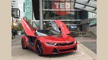 BMW i8 Ted Partnership