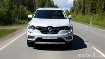 Essai Renault Koleos