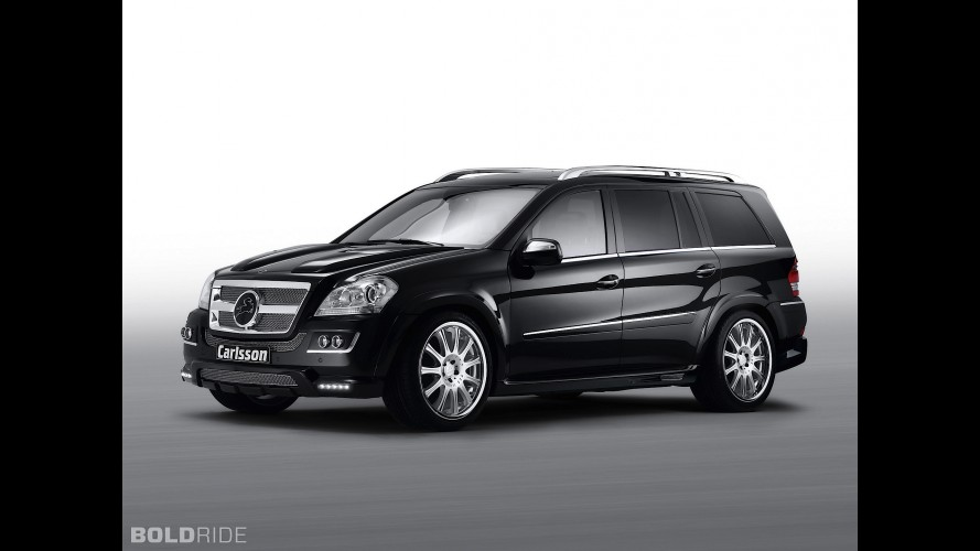 Carlsson Mercedes-Benz GL RS-Kit