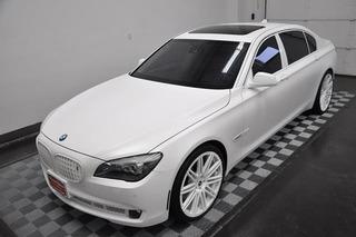 Own LeBron James' Custom BMW 760Li