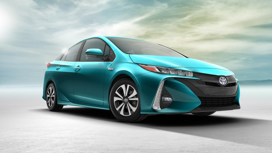 Toutes les Toyota électrifiées d'ici 2025