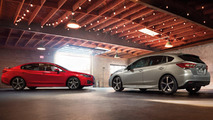 2017 Subaru Impreza Sedan and 5-Door