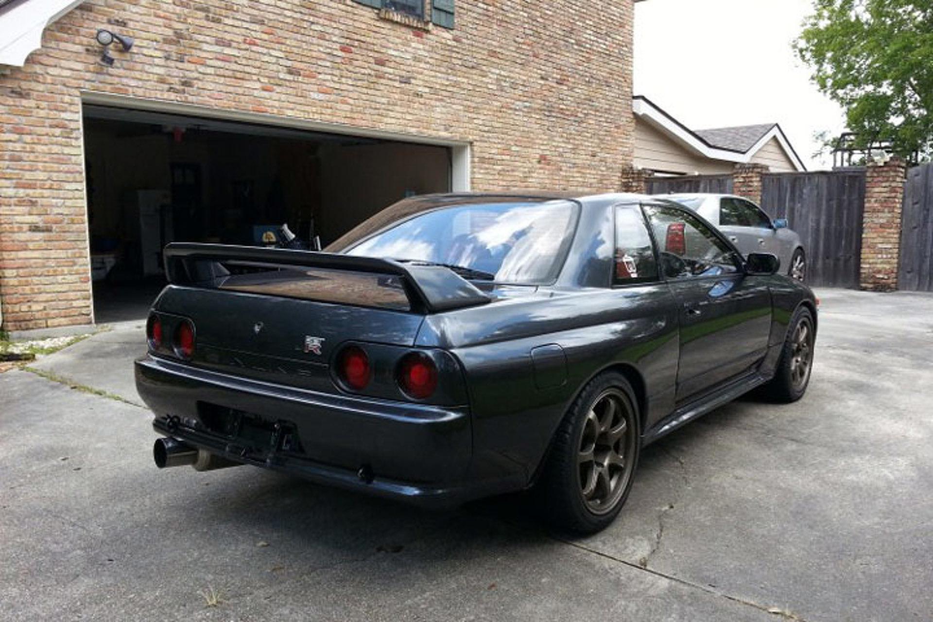 Godzilla Rises: Meet Patrick's US-Legal R32 Nissan GT-R