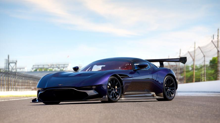 Une Aston Martin Vulcan à vendre aux enchères !