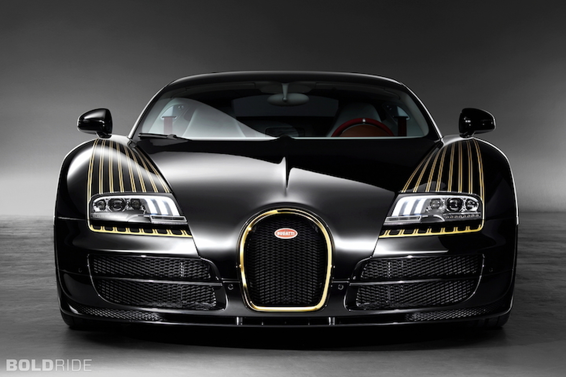 Bugatti Introduces Special Edition Veyron Black Bess, Aimed at Chinese Market