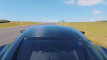 Aston Martin Vulcan at Anglesey Circuit