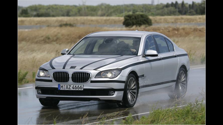 BMW 7er geht mit geändertem Konzept in die nächste Kurve