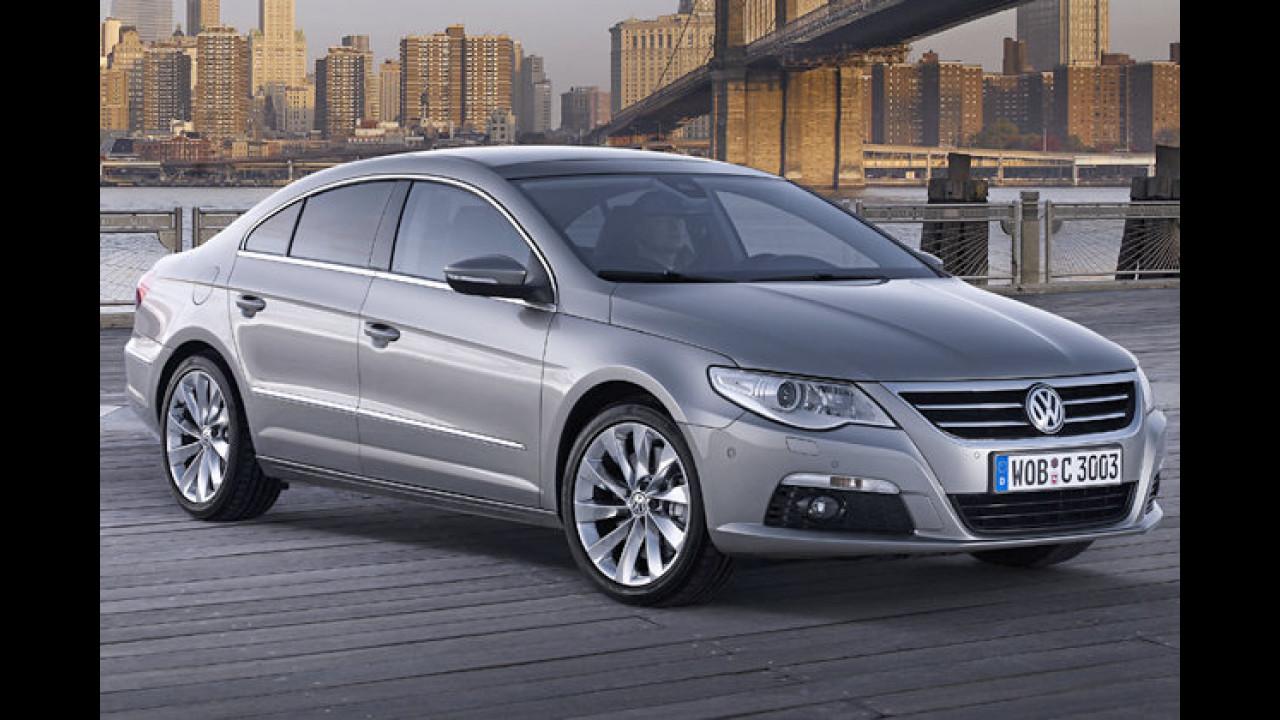 VW Passat Coupé