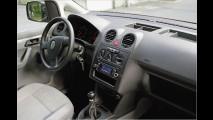 VW Caddy Maxi Kasten