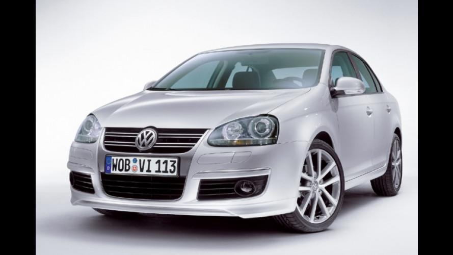 VW Jetta: Jetzt auch mit dem 200-PS-Turbo aus dem Golf GTI
