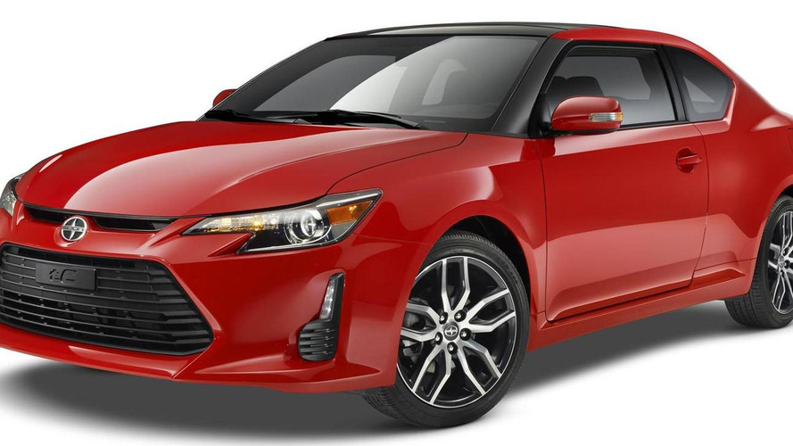 2014 Scion tC starts from 19,210 USD