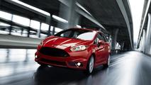 2014 U.S.-spec Ford Fiesta ST