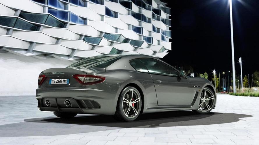 2013 Maserati GranTurismo MC Stradale revealed