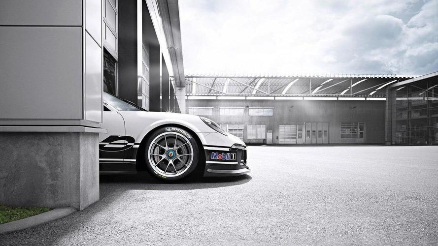 2013 Porsche 911 GT3 Cup previewed [video]