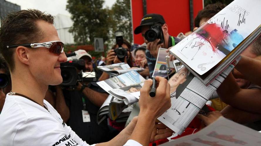 Schumacher can't be written off - Hill