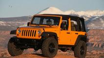 Jeep Wrangler J7, 44th annual Easter Jeep Safari in Moab, Utah, 01.04.2010