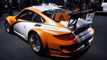Porsche 911 GT3 R Hybrid in Geneva