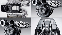 Mercedes AMG New Twin-Turbo 5.5 Litre V8 Engine Revealed