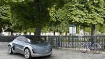 Renault Zoe Z.E. Concept Announced for Launch in 2012