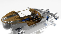 Morgan LIFECar2 diesel-electric hybrid announced