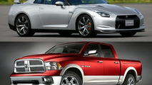 Nissan GT-T and Dodge RAM 1500 - ICOTY 2009