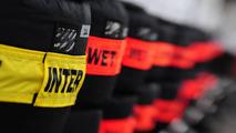 Spare tyres in the paddock - Formula 1 World Championship, Rd 18, Brazilian Grand Prix, 05.11.2010 Sao Paulo, Brazil