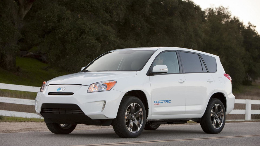 Toyota RAV4 EV pricing confirmed