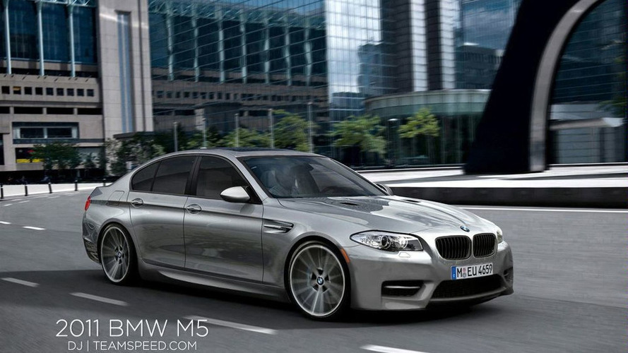 2012 BMW M5 Rumors - An Alleged Insider's Overview